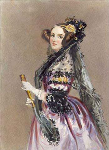 Ada Lovelace : Premier programme informatique - Nombes de Bernouilli