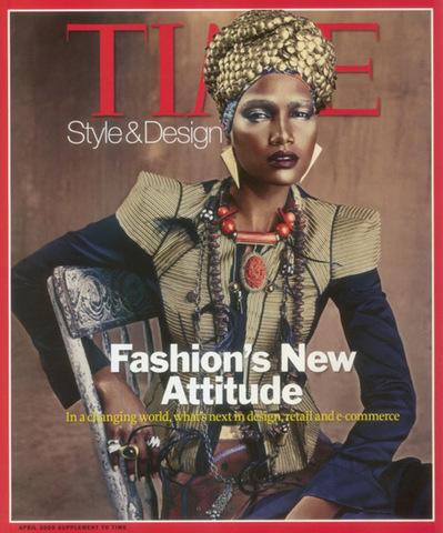 Time magazine created