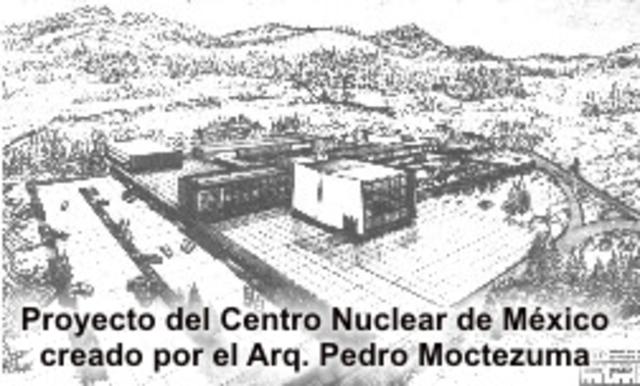 Creación de la Comisión Nacional de Energía Nuclear