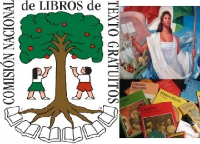 Creación de la Comisión Nacional de Libros de Texto gratuitos.