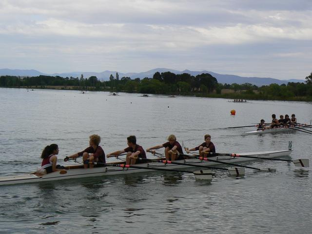 21st Anniversary of Radford Rowing