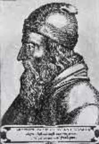 Aristóteles a.C 384-322