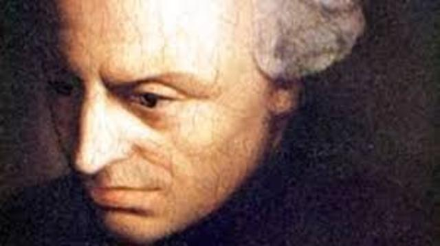 Immanue Kant