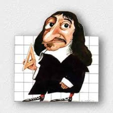 René Descartes  (1596-1650 d.C)