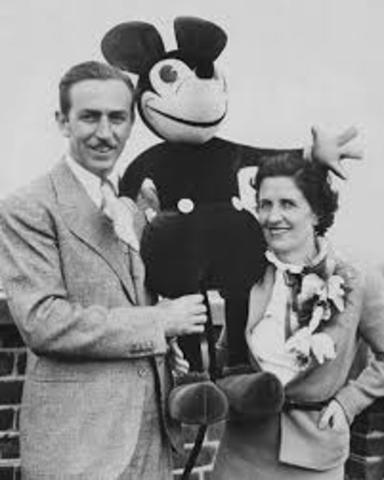 Walt Gets Married