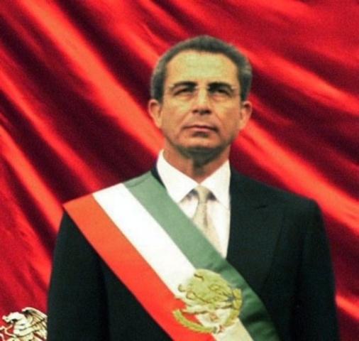 Toma posesión en el H. Congreso de la Unión Ernesto Zedillo Ponce de León