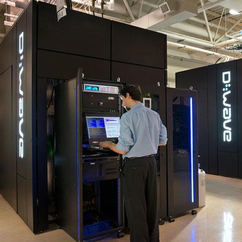 Computador cuántico en funcionamiento comercial
