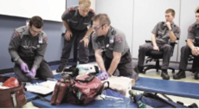 Urgences-santé offers Continuing Education