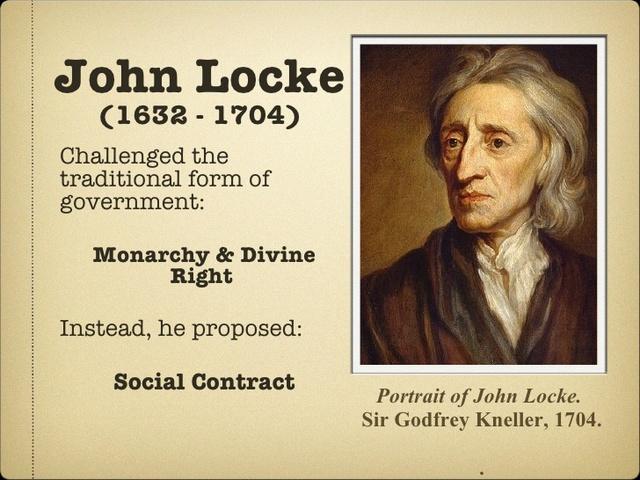 John Locke's Social Contract