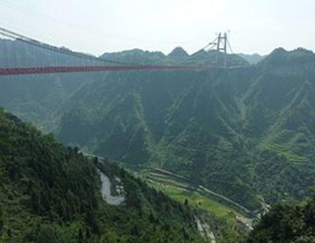 le pont Aizhai