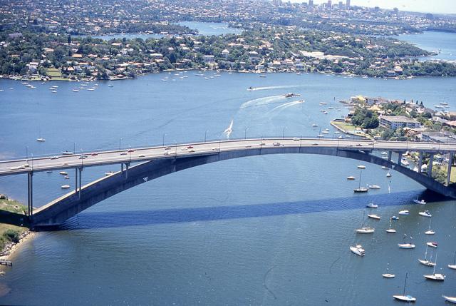 Le pont Gladesville Bridge
