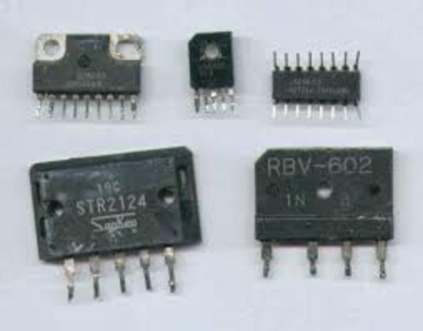 Circuito Integrado-> Multiprogramación,Tiempo Compartido, Tiempo Real yMultiprocesador