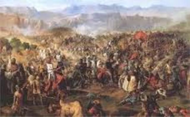 Invasión de los Almohades
