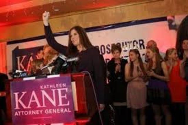 Kathleen Kane's Win