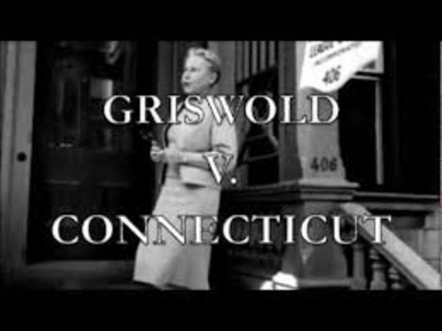 Griswald vs Connecticut