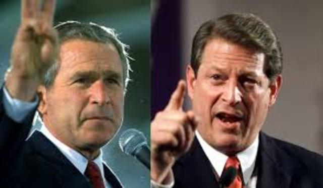 Bush vs Gore