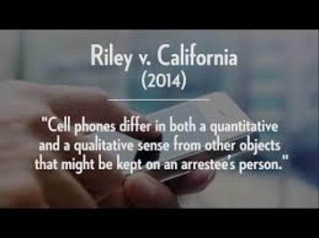 Riley vs California