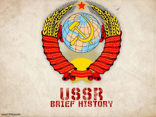 USSR Was created