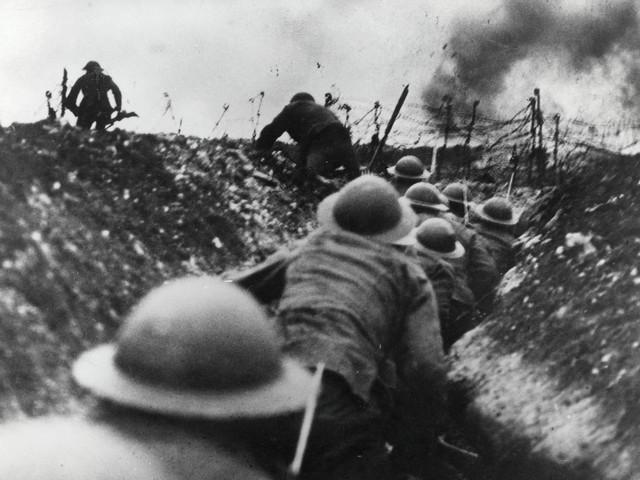 The First World War Ends