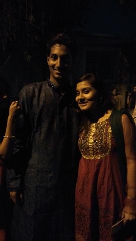 That Dandiya Night