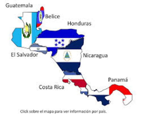 Republica Federal de Centro America