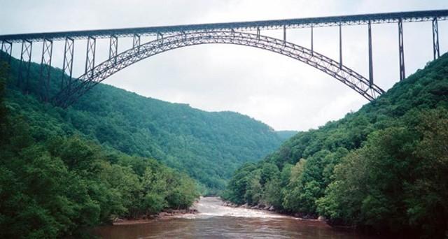New River Gorge Bridge (Melie & Sarah)