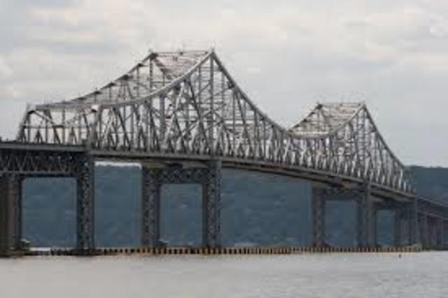 Pont Tappan Zee - Arthur et Nils