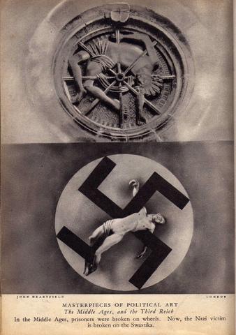Comme au Moyen-Âge… sous le 3ème Reich