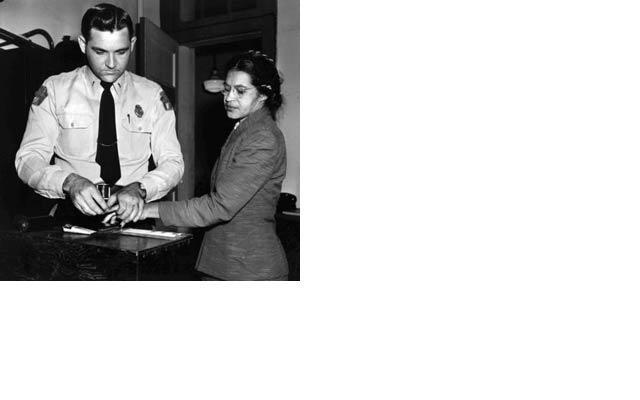 The Arrest of Rosa Parks