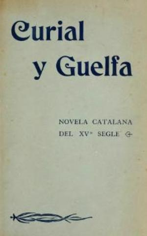 Anònim. Curial e Güelfa-------Novel·la