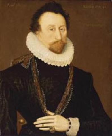 Sir John Hawkins Becomes First English Slave Trader