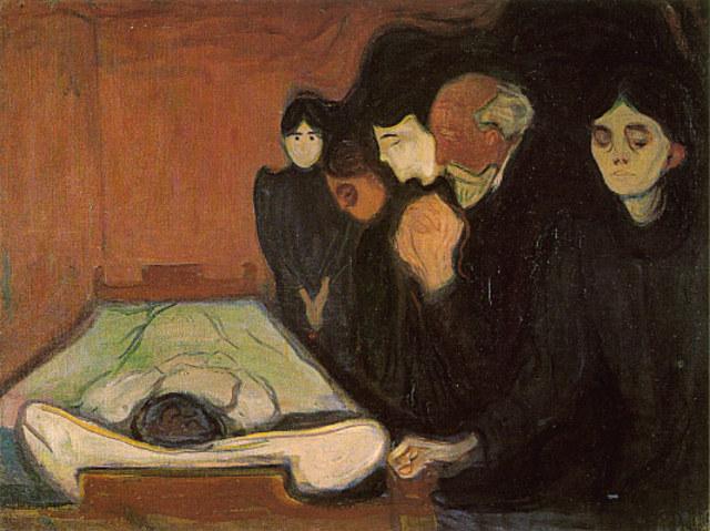 Death of Van Gogh