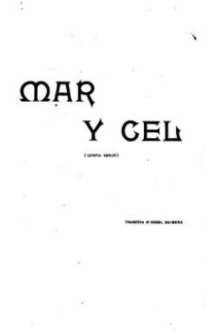 Àngel Guimerà: Mar i Cel------ Narrativa-------Realisme