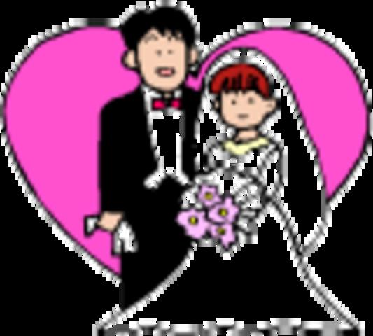 Married to Martha Dandra Custis