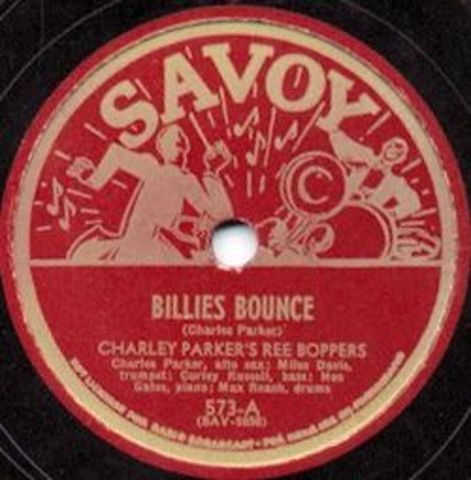 """Charlie Parker records """"greatest jazz session ever"""""""