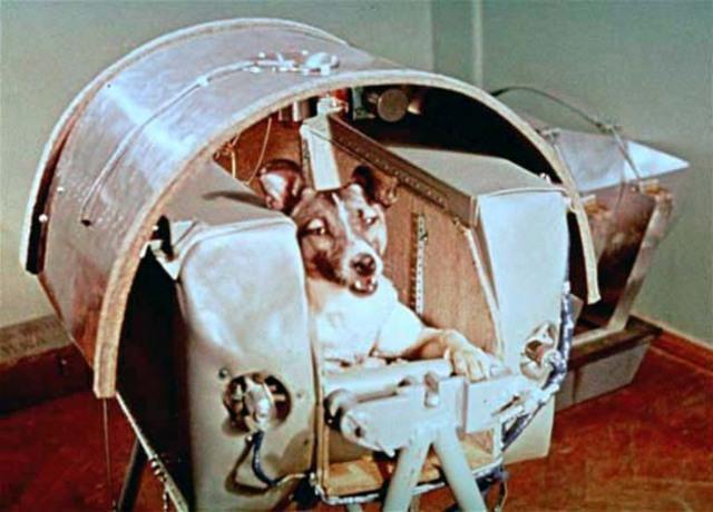 Primer satelite lansado al espacio