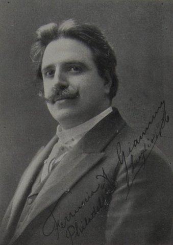 FERRUCCIO GUICCIARDI, PILOTO ITALIANO