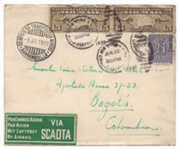 1931 SCADTA