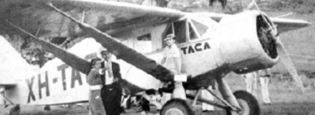 1940 NACE AVIANCA