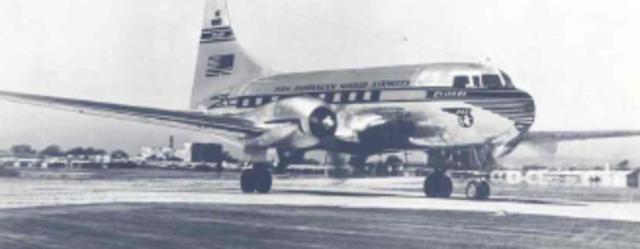 1951 AVIANCA OPERA CON AVIONES LOCKHEED CONSTELLATION 0749