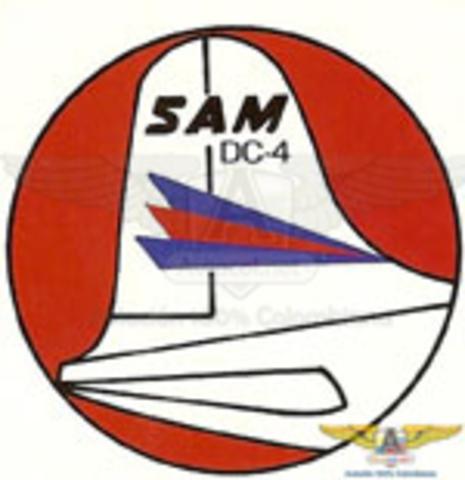 1994 AVIANCA SE UNE CON SAM