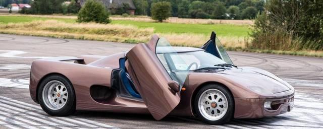 El primer prototipo: Koenigsegg CC