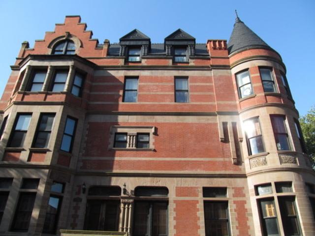 Rothschild mueve su casa de la familia a una casa de cinco pisos ....
