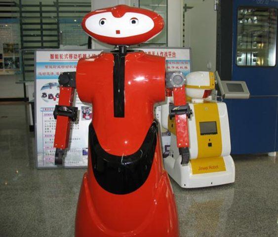 Roboten Eliza.