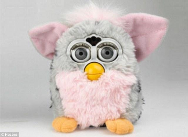 Robotleksaken Furby