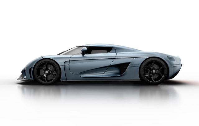 Koenigsegg Regera Skin
