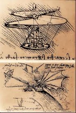 Planeadores y ornitoptoros