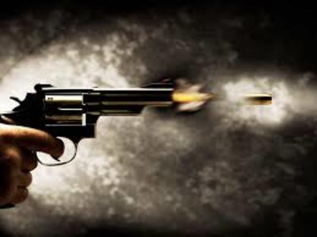 El 30 de Enero un Asesino intenta disparar al presidente Jackson