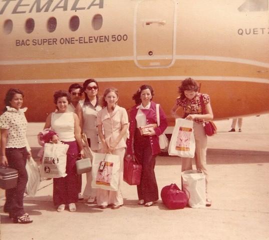 Turismo en los años 70 y 80
