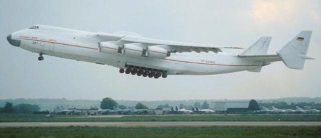 el Antonov An-225